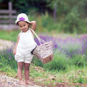 Szorty dziewczęce Jolie Fleur 2