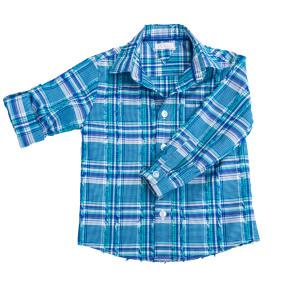 Koszula Lavande Sauvage (turkusowa)